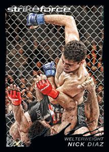 2011 Topps UFC Moment of Truth 25