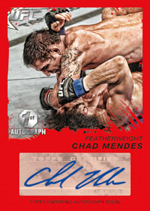 2011 Topps UFC Moment of Truth 31