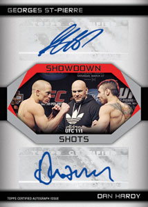 2011 Topps UFC Moment of Truth 32