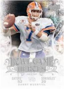 2011 Upper Deck College Football Legends 31