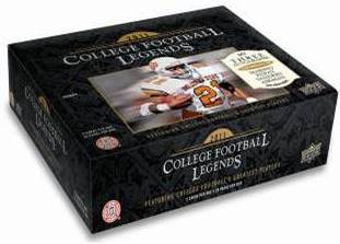 2011 Upper Deck College Football Legends 45