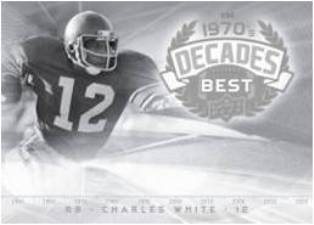 2011 Upper Deck College Football Legends 36