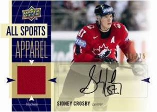 2011 Upper Deck World of Sports 13