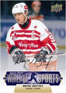 2011 Upper Deck World of Sports 11
