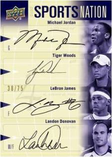 2011 Upper Deck World of Sports 12