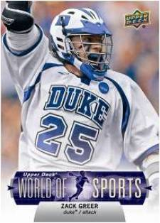 2011 Upper Deck World of Sports 5