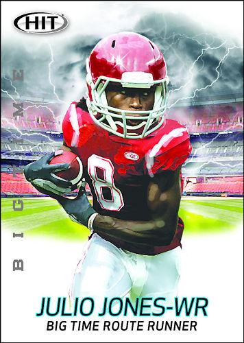 2011 Sage Hit Football  17