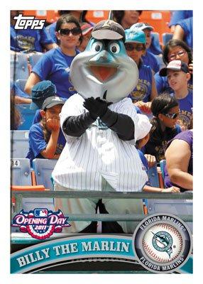 2011 Topps Opening Day Baseball 5
