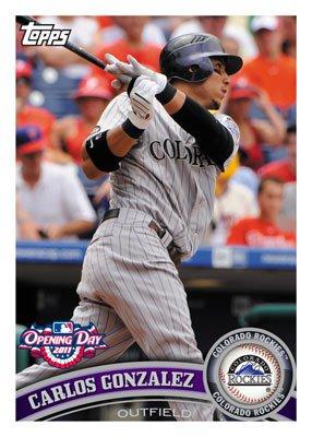 2011 Topps Opening Day Baseball 7
