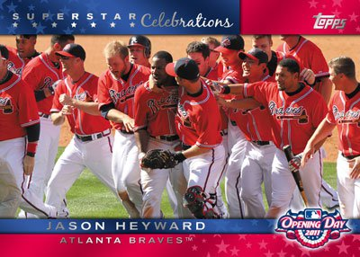 2011 Topps Opening Day Baseball 2