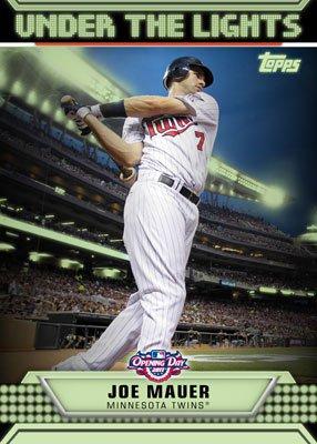 2011 Topps Opening Day Baseball 1
