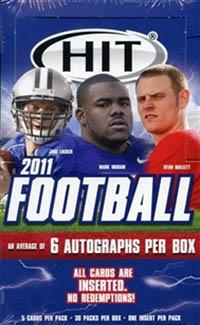 2011 Sage Hit Football  18