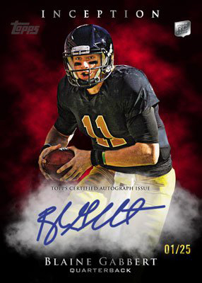2011 Topps Inception Football 8