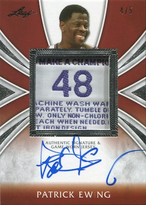 Top 10 Patrick Ewing Cards to Collect 12