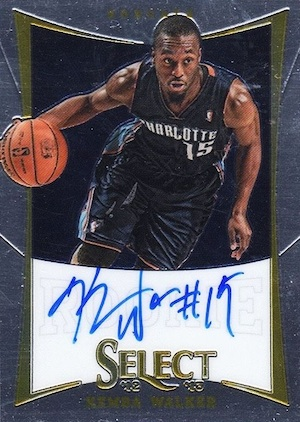 Top 5 Kemba Walker Rookie Cards 5