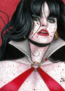 Vampirella  2012            72  Trading Card  Base Set