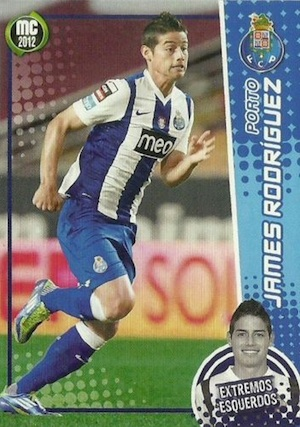 Top James Rodríguez Cards for All Budgets 3