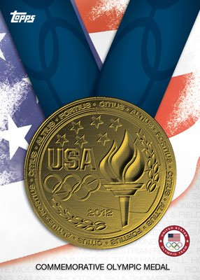 Topps Lands Exclusive Contract for 2012 US Olympic Trading ...