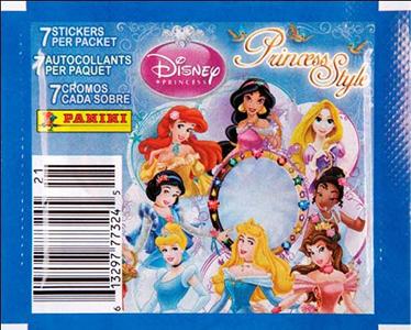 PANINI-Disney Rapunzel 2018-Sticker 85