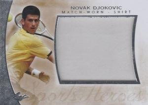 Top Novak Djokovic Tennis Cards 8