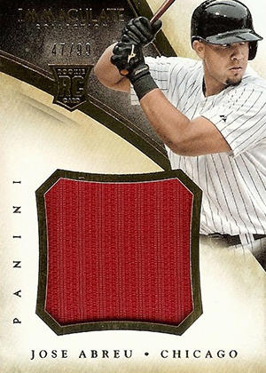 Top Jose Abreu Rookie Card and Prospect Cards 5