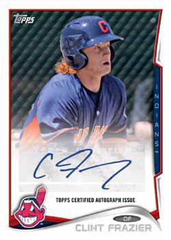 2014 Topps Pro Debut Baseball Cards