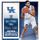 2015-16 Panini Contenders Draft Picks Basketball Cards - Short Print Info Added