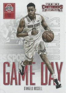 2015-16 Panini Contenders Draft Picks Basketball Cards - Short Print Info Added 28