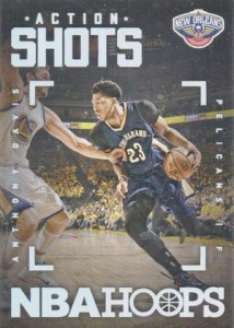 2015-16 Panini NBA Hoops Basketball Cards 22