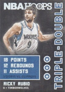 2015-16 Panini NBA Hoops Basketball Cards 33