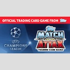 2015-16 Topps UEFA Champions League Match Attax Cards