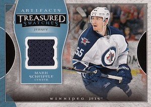 2015-16 Upper Deck Artifacts Hockey Treasured Swatches