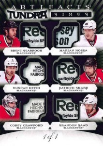 2015-16 Upper Deck Artifacts Hockey Cards - Final Rookie Redemption Checklist 38