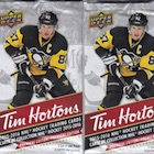 2015 Upper Deck Tim Hortons Collector's Series Hockey Cards