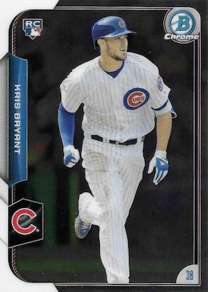 Kris Bryant Rookie Card Gallery and Checklist 1