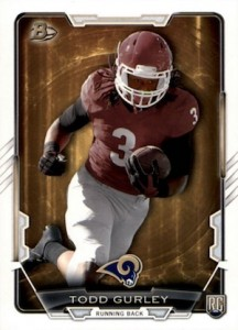 Todd Gurley Rookie Cards Guide and Checklist 1