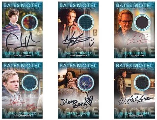 Bates Motel Seasons 1 One Factory Sealed Box 8 Hits