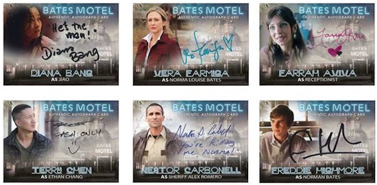 2015 Breygent Bates Motel Trading Cards 3