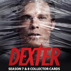 2016 Breygent Dexter Seasons 7 and 8 Trading Cards