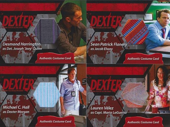 2015 Breygent Dexter Seasons 7 and 8 costume