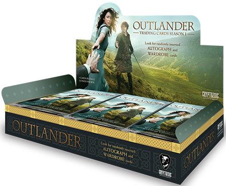 2015 Cryptozoic Outlander Season 1 Box