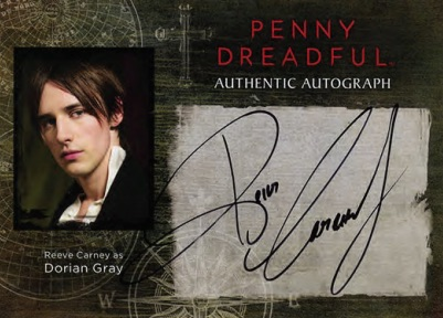 2015 Cryptozoic Penny Dreadful Season 1 Autograph