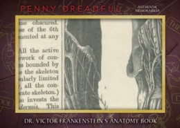 2015 Cryptozoic Penny Dreadful Season 1 Prop