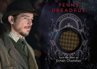 2015 Cryptozoic Penny Dreadful Season 1 Wardrobe Hartnett