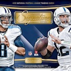 2015 Donruss Signature Series Football Cards