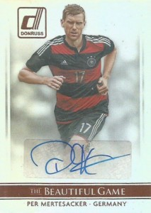 2015 Donruss Soccer Cards 32