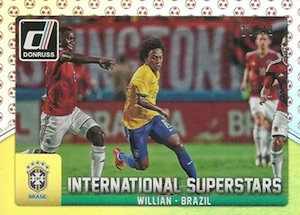 2015 Donruss Soccer Cards 29