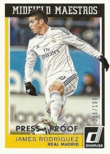 2015 Donruss Soccer Cards 30