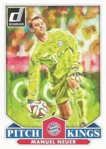 2015 Donruss Soccer Cards 31