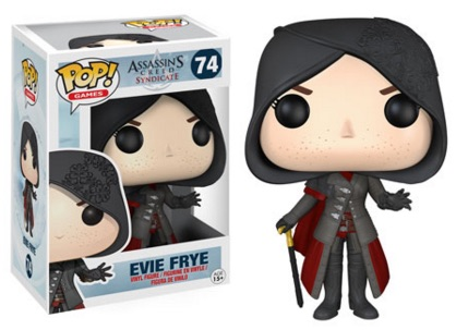 Ultimate Funko Pop Assassin's Creed Vinyl Figures List and Gallery 32